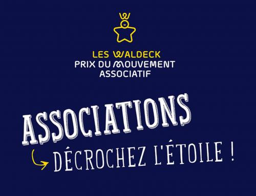 Un Prix pour valoriser les dynamiques associatives «LES WALDECK»