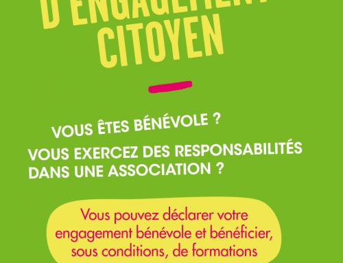 Le décret du 28/12/2018 qui précise les montants des droits acquis au titre du compte d'engagement citoyen