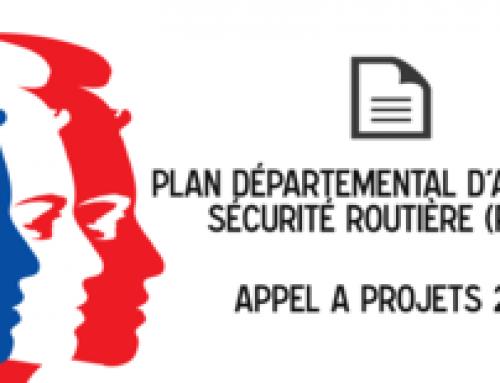 Plan Départemental d'Actions de Sécurité Routière  PDASR2020