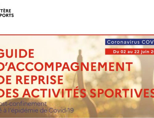 Le guide de la reprise des activités sportives après le CODIV-19