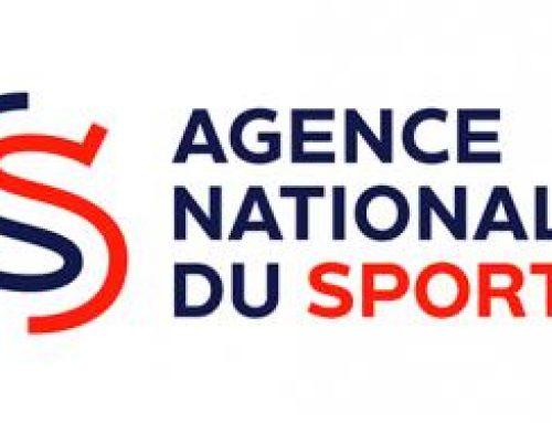 Campagne Agence Nationale du Sport 2020 Val d'Oise – Appels à projets
