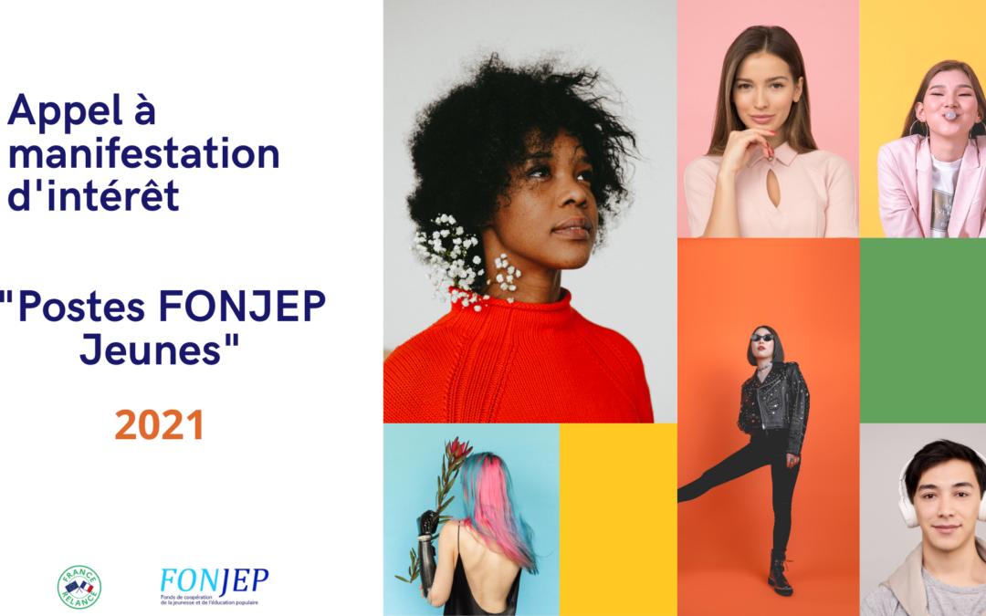 Ouverture de l'appel à manifestation d'intérêt FONJEP «Jeunes» de la région Île-de-France